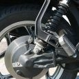 BMW K 75 RT : Transmission par cardan et (...)